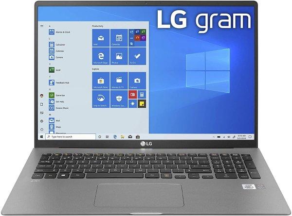 "LG Gram 17"" 2020款 超极本 (i7-1065G7, 16GB, 1TB)"