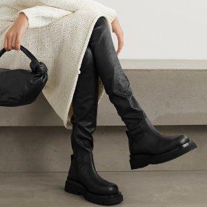 重点品牌大集合 收BV封面款NET-A-PORTER 2020秋冬鞋履上新 轻松把握时尚趋势