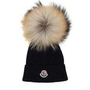 Moncler毛线帽