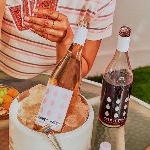 4瓶$29.95+包邮WINC 精美葡萄酒限时订阅优惠