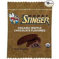 HONEY STINGER 有机蜂蜜夹心华夫饼干 巧克力口味 16袋装