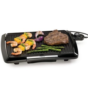 $34.55Presto 09020 Cool Touch Electric Indoor Grill @ Amazon