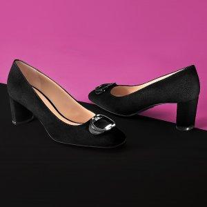 低至4折+额外7.5折Stuart Weitzman精选美鞋热卖 经典乐福鞋、一字带凉鞋$155