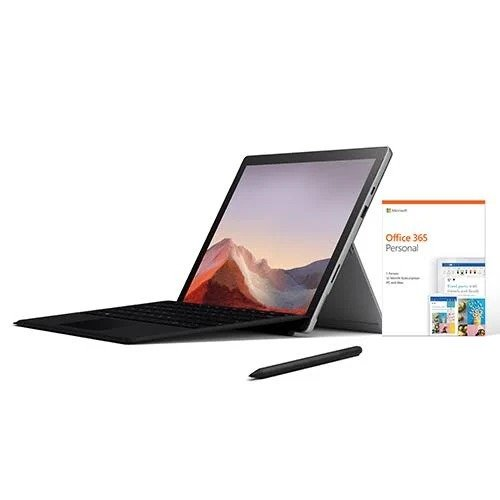 Microsoft Surface Pro 7 (i5, 8GB, 128GB)带键盘和笔