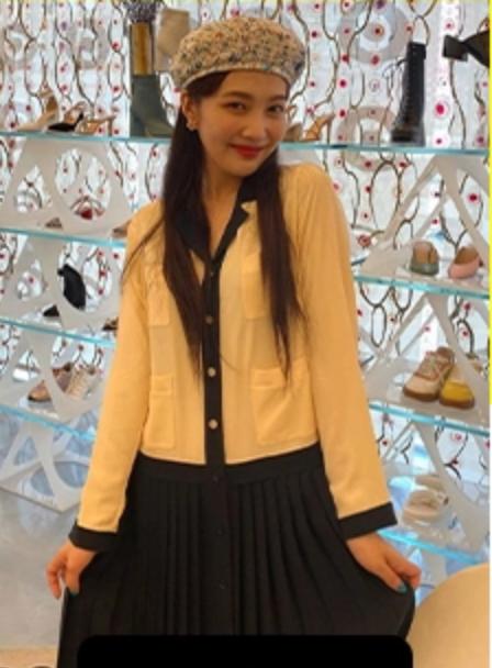 JOY同款短裙