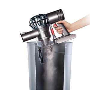Dyson 戴森 V6 Trigger 手持式吸尘器 除螨设计,100W吸力,可清除小至0.3微米的颗粒