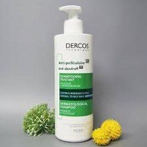 $17(原价$19.95)Vichy Dercos 洗发露200ml 去屑止痒不含硅 轻盈有弹性