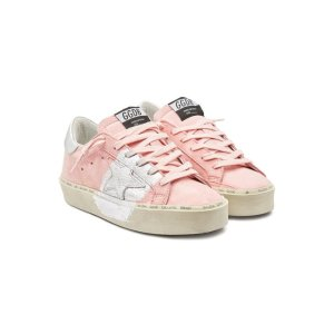 GOLDEN GOOSE正价7.5折粉白脏脏鞋