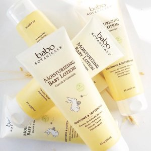 30% offLast Day: Babo Botanicals Sensitive Baby Skin Care