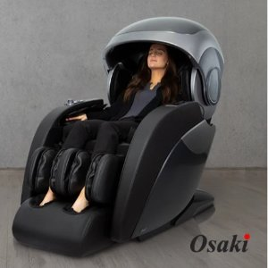 低至额外5折+包邮Osaki 零重力高级按摩椅、家用按摩仪热卖