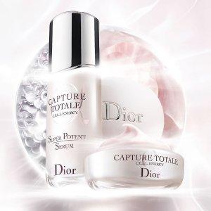 第2件享7折 + 送超值精华Saks Fifth Avenue Dior 精选美妆热卖 收超级抗老小A瓶精华