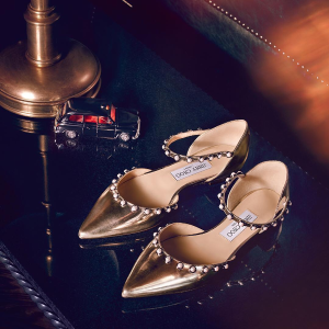 Up to 60% OffJimmy Choo Women Shoes Purchase @ Saks Fifth Avenue