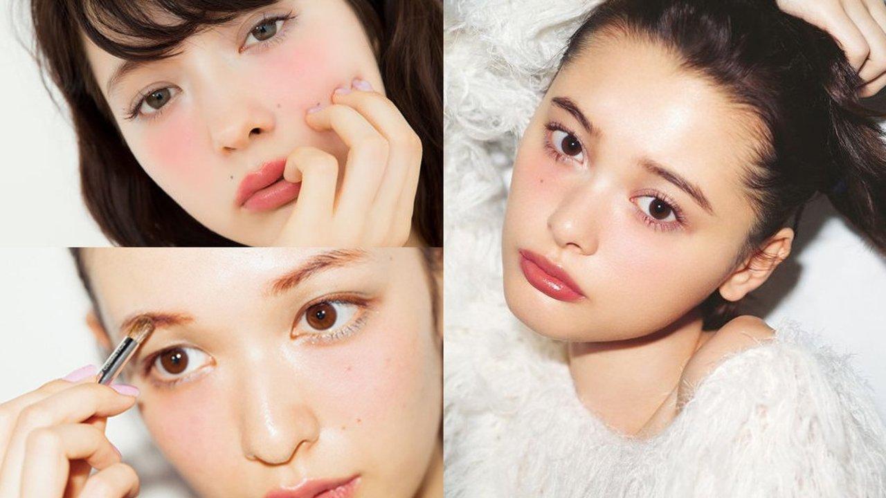 吐血奉上日本超美の美瞳&眼妆配色方案