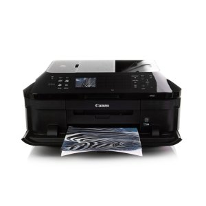 Canon PIXMA MX922 Wireless All-in-One Photo Printer + Photo Paper Bundles