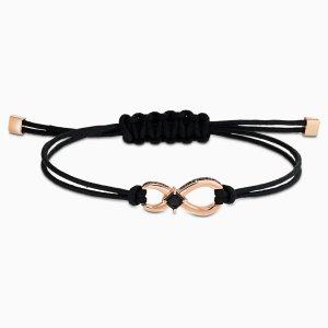 SwarovskiInfinity 绳编手链