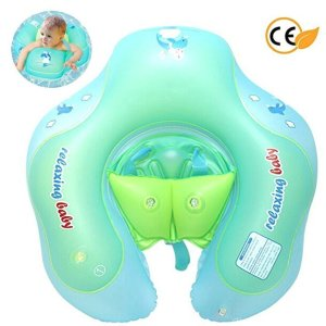 $10 Baby Swimming Float , Baby Inflatable Swimming Float Ring @ Amazon