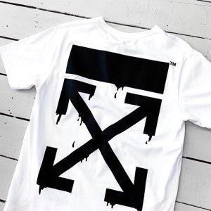 定价优势+无门槛8折 €49起独家:Base Blu 潮牌T恤专场 收Off-White、Burberry、MiuMiu
