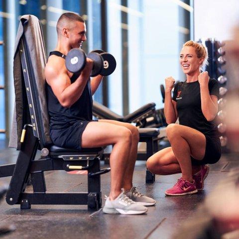 注册即送5天健身课Fitness First 澳洲网红健身房送课啦 6000+团课免费体验