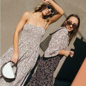 低至5折 真丝衬衫仅$109Marcs 年末男女服饰热促 入舒适质感衣物