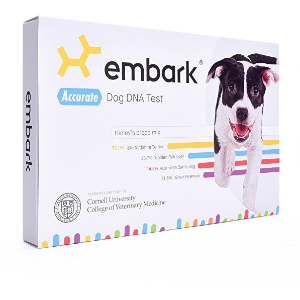 $132.3(原价$199)史低价:Embark 狗狗DNA检测