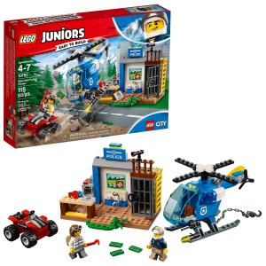 LegoThe Lowest Price4+ Mountain Police Chase 10751
