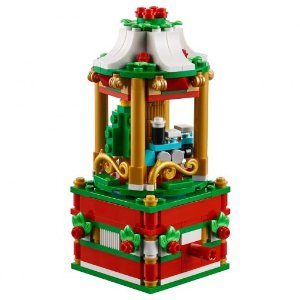 Free Holiday PresentFree Gift With $99+ Purchase @ LEGO Brand Retail