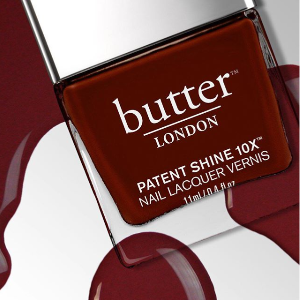 8.5折 环保美甲,指尖的春天butter LONDON 精选指甲油、唇部产品热卖
