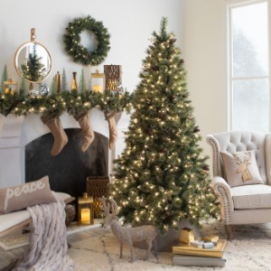 Up to 34% OffHayneedle Selected Christmas Trees on Sale