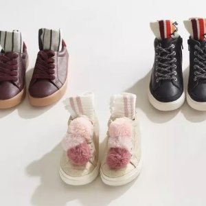 Up to 40% Off+ Free ShippingKids Shoes Sale @ Gymboree