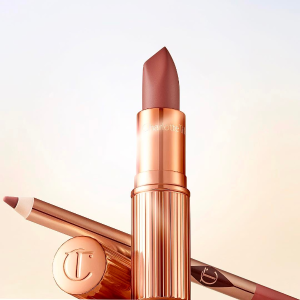 $34起 打造超模妆容上新:Charlotte Tilbury 新款 Supermodel 唇膏热卖