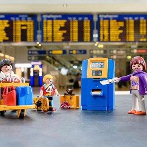 7.5折+免邮Playmobil 德国儿童创造性拼装玩具 本月促销单品热卖