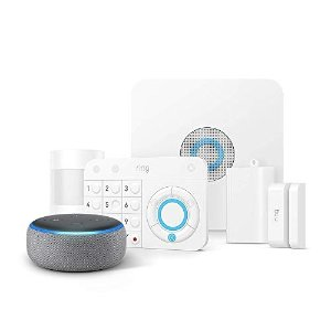 Ring Alarm 5 件套 + 3代 Echo Dot
