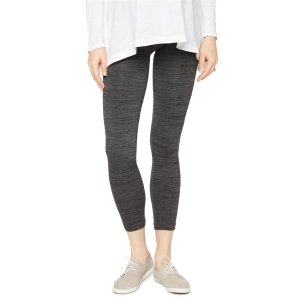 Faux Fur Lined Legging
