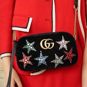 8折 $336收爆款腰带Gucci专场,$656收经典老爹鞋,$992收红丝绒相机包
