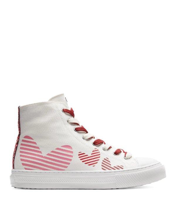 情人节运动鞋