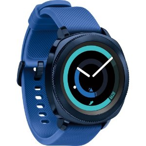 SamsungCode SPORTGear Sport Fitness Watch (Blue)