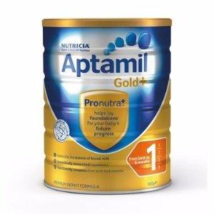 Aptamil金裝加強型1段