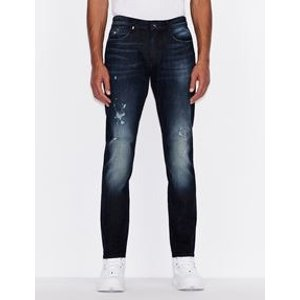 Armani ExchangeJ22 TAPERED JEANS, Slim Fit JEANS for Men | A|X Online Store