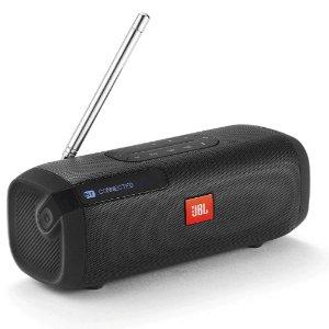 直邮美国到手价$63.2日亚 Cyber Monday抢购 JBL TUNER FM 高端收音机+蓝牙音箱