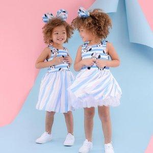 5折入手公主裙+额外85折未来系仙女连衣裙,您的现实版花仙子已上线