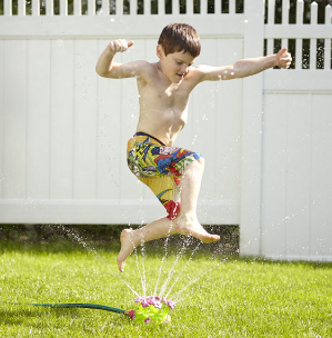 $13Melissa & Doug Splash Sprinkler @ Zulily