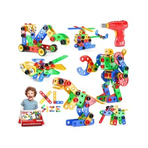 45% offJasonwell STEM Toys Building Blocks