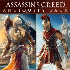 Assassin's Creed Antiquity Pack (AC Origins + AC Odyssey) - PS4