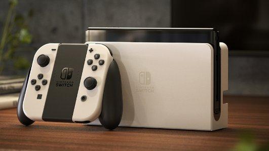 任天堂 全新版本Switch 10月8日上市!任天堂 全新版本Switch 10月8日上市!