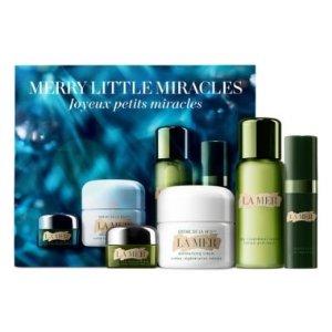 $150 La Mer Merry Little Miracles Set