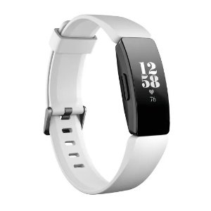 Black Friday Sale Live: Fitbit Inspire HR Activity Tracker with Small & Large Bands