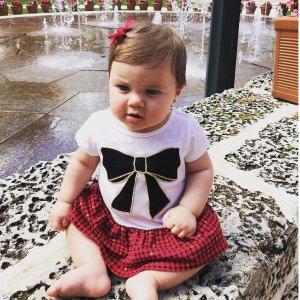 低至5折+额外7.5折First Impressions 婴幼儿宝藏品牌 $3.7收印花连衣裙、爬服