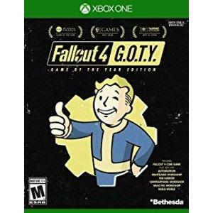 《輻射4 年度版》Xbox One