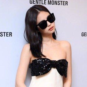 £165就收 Jennie同款2款在线Gentle Monster 墨镜一戴谁都不爱 超全配色春夏必备