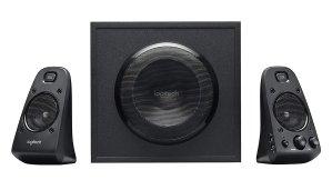 $79.99Logitech Z623 200 Watt Home Speaker System, 2.1 Speaker System